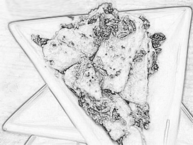 Lavarello Burro e Salvia